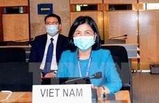 Вьетнам активно участвует в 45-й очередной сессии СПЧ ООН