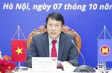 Вьетнам обязуется обеспечивать безопасность и кибербезопасность АСЕАН