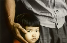 На выставке представлены фотографии Ханоя полвека назад