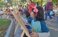 Международный конкурс живописи в Ханое в честь 1010-летия Тханглонга - Ханоя