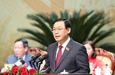 Член Политбюро переизбран секретарем парткома Ханоя