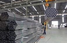 Экспорт строительной стали в 3-м квартале вырос