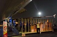 Vietjet бесплатно перевозит гуманитарные товары в центральный регион