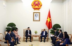 Премьер-министр пообещал оптимальные условия для высокотехнологичных проектов Samsung