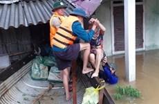 Иностранные лидеры выражают сочувствие Вьетнаму в связи с сильными наводнениями в центральном регионе