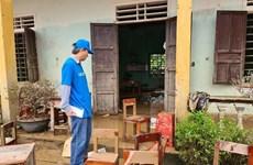ЮНИСЕФ оказывает помощь детям в центральном регионе, пострадавшем от наводнения