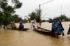 Государственный советник Мьянмы выражает соболезнования по поводу ущерба и жертв, причиненных наводнением