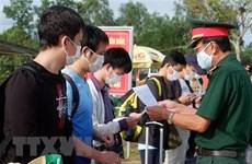 На утро 26 октября, Вьетнам не зафиксировал новых импортированных случаев COVID-19 в обществе