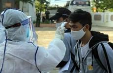 На утро 27 октября, Вьетнам не зафиксировал новых импортированных случаев COVID-19 в обществе