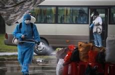 На утро 11 ноября, Вьетнам не зафиксировал новых случаев COVID-19