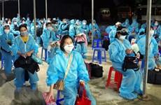 По состоянию на утро 12 ноября во Вьетнаме не зарегистрировано новых случаев COVID-19