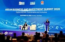 Цифровая АСЕАН в центре внимания на деловом и инвестиционном саммите