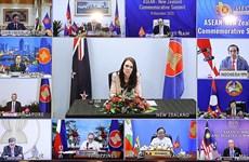 Новая Зеландия подтверждает приверженность укреплению партнерства с АСЕАН