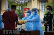 На утро 16 ноября во Вьетнаме не зарегистрировано новых случаев COVID-19
