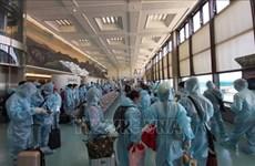 Более 340 вьетнамских граждан вернулись домой из Тайваня