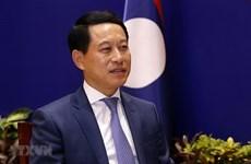 Лаос приветствует вклад Вьетнама в усиление роли АСЕАН