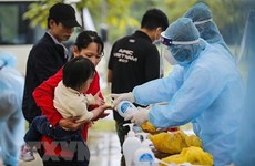 Во Вьетнаме был обнаружен еще 12 новых импортированных случаев COVID-19