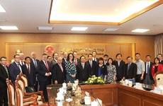 Германия выдала 200 стипендии для вьетнамских студентов