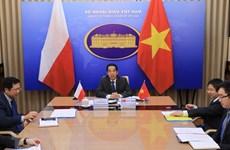 Вьетнам и Польша проводят онлайн-консультации на уровне заместителей министров по политическим вопросам