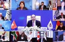 Саммит G-20: Премьер-министр принял участие в сессии, чтобы обсудить построение устойчивого, инклюзивного будущего