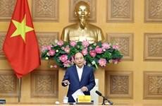 Премьер-министр провел рабочую встречу с представителями текстильно-швейной, кожевенно-обувной отраслями промышленности
