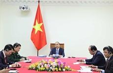 Премьер-министры Вьетнама и Камбоджи провели онлайн-переговоры по усилению двусторонних отношений
