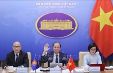 Состоялся 4-й медиа - форум АСЕАН в режиме онлайн