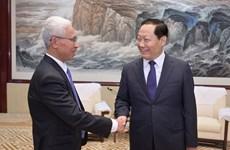 Вьетнамские и китайские населенные пункты намерены укрепить отношения