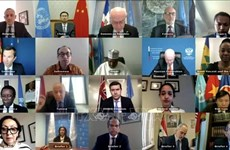 Вьетнам поддерживает мирные переговоры конституционного комитета Сирии