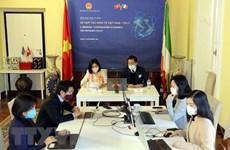 Вьетнам и Италия ищут способы укрепить экономические связи