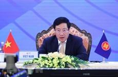 Вьетнам поддерживает повышение отношений между АСЕАН и ЕС до стратегического партнёрства