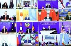 Вьетнам внес свой вклад в успех АСЕАН в 2020 году