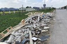 Специалисты: строительный мусор необходимо перерабатывать