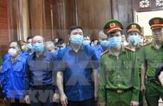 Начался суд первой инстанции по делу о мошенничестве, связанном со скоростной автомагистралью Хошимин-Чунглуонг