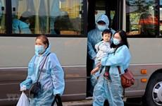 Вьетнам зарегистрировал еще 3 новых импортированных случая COVID-19