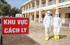 Вьетнам зарегистрировал еще 4 новых импортированных случая COVID-19