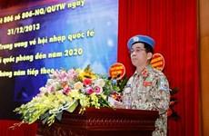 Вьетнам рассчитывает расширить участие в миротворческих операциях ООН
