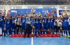 Два вьетнамца вошли в состав номинантов на Futsalplanet Awards 2020