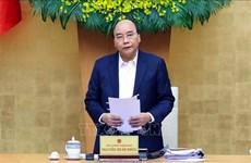 К XIII съезду Партии: Премьер-министр просит внимательно рассмотреть меры и сценарии предотвращения эпидемии