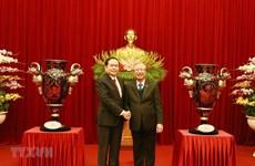 Народ надеется на успех XIII всевьетнамского съезда КПВ