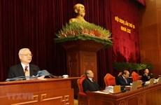 15-й пленум ЦК КПВ сосредоточен на кадровой работе