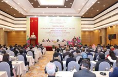 Дипломатические делегации и международные организации проинформированы о XIII всевьетнамском съезде КПВ