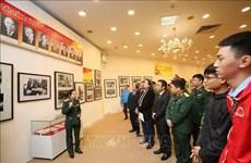Выставка, посвященная Коммунистической партии Вьетнама, открылась в Ханое