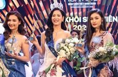 Студентка Университета Нам Кантхо стала мисс Университета Вьетнама