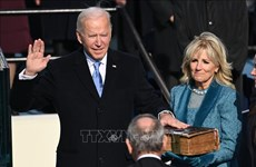 Поздравления руководителей Вьетнама президенту и вице-президенту США