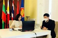 Вьетнам завершает председательство в Комитете АСЕАН в Италии