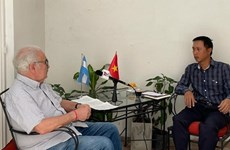 Глава партии Аргентины высоко оценивает решающую роль Коммунистической партии Вьетнама