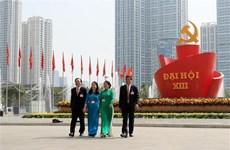 Зарубежные вьетнамцы в США верят в успех XIII всевьетнамского съезда КПВ