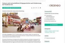 Credendo: Вьетнам продолжает писать историю экономического успеха
