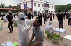24 февраля в Хайзыонг выявлено 9 новых случаев COVID-19